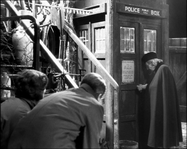 Doctor Who Serie Classica: il primo episodio