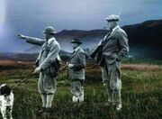 Skarasen hunters