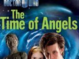 The Time of Angels (novelisation)