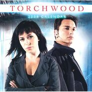 2008 Torchwood Calendar