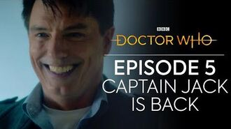 Captain Jack is Back! Fugitive of the Judoon Doctor Who