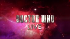 Doctor Who Live Title Card