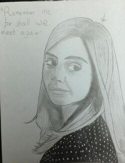 Jenna Louise Coleman by ZivKarni3