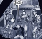 Prologue The First Doctor