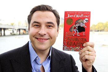 Image result for david walliams