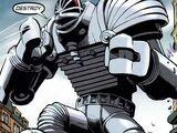 Robo Rampage (comic story)