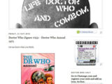 Life, Doctor Who And Combom