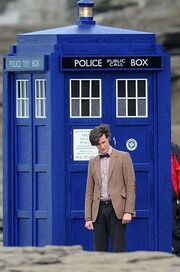 New tardis look s5