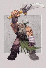 Dwarf CCG
