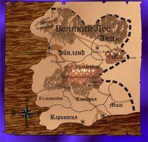 Map Elna
