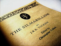 Silmarrillion, Just under the Cover