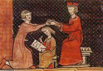 Hommage au Moyen Age - miniature