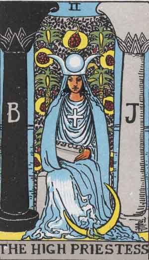 The High Priestess   Tarot Wiki   FANDOM powered by Wikia