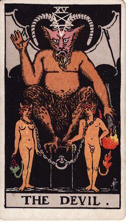 15-The Devil