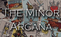 The Minor Arcana Slider Page