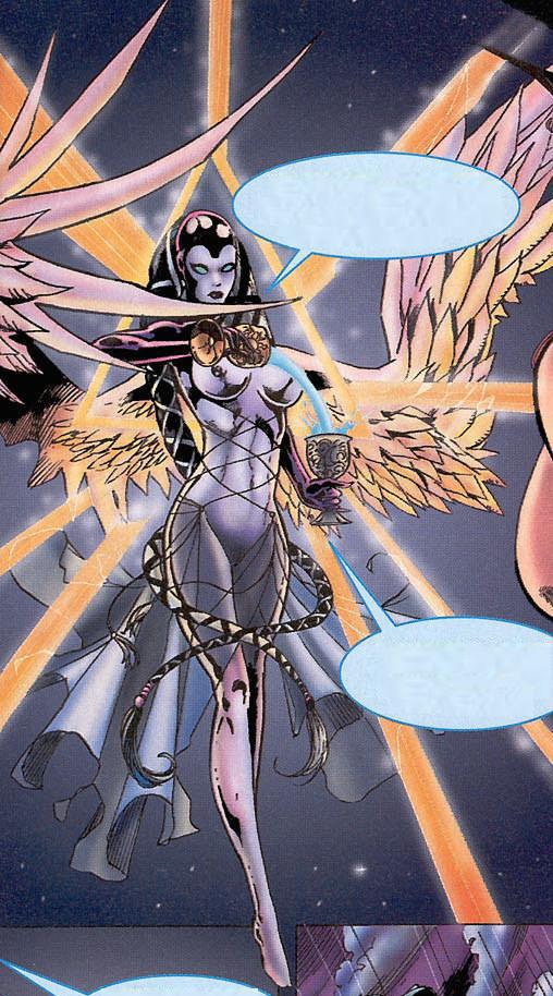 Tarot Wiki: Tarot: Witch Of The Black Rose