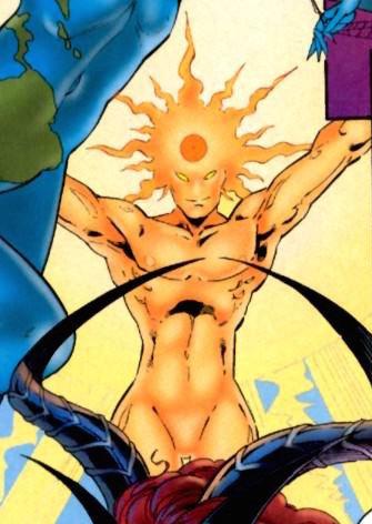 The SUn Cover