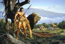 Tarzan Sons of Kilaminjaro