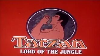 Tarzan, Lord of the Jungle (1976) - Intro (Opening)