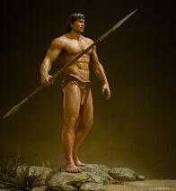 3D-Art-Tarzan