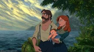 Tarzan's parents - tarzan parents - tarzan movie