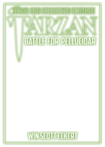 Tarzan Battle for Pellucidar