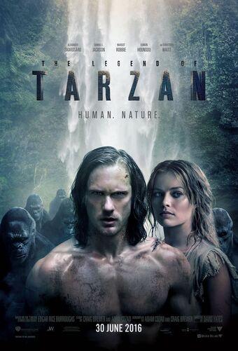The Legend Of Tarzan Film Tarzan Wiki Fandom