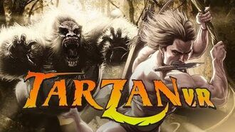 Tarzan VR™ Announcement