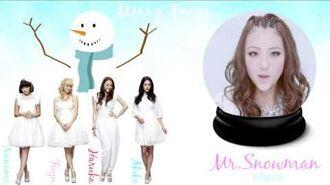 ❃《歌ってみた》【e-hana】 『Mr.Snowman』 〖 シングル 1〗