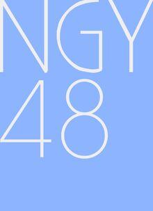 NGY48 2018 logo