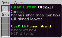 Leaf cutter 2