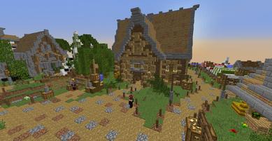 Town Portal Building
