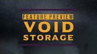 Feature Preview Void Storage