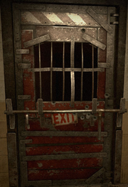 Saferoomdoor