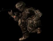 SAS Soldier