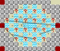 Pentamerous TeleportPuzzle