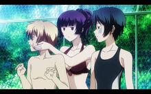Yuuko teiichi kirie no looking at other girls