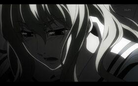 Kirishima stabbed