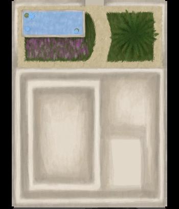 Egyptian House 2