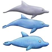 Dolphin concept art