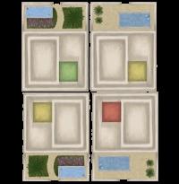 Egyptian Houses 2