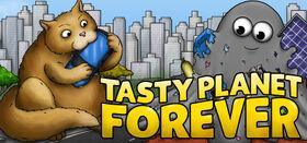 Tasty Planet Forever Header