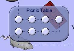 Picnic Table TP PC