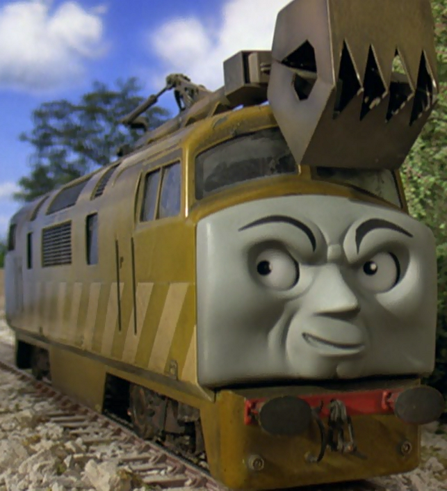 Diesel 10 | Thomas and the Magic Railroad Wikia | Fandom