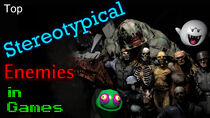 Top Stereotypical Enemies In Games NEW