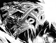 Dragon Agua Siete Cabezas