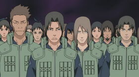 Uchiha clan after founding