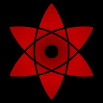 Mangekyō Sharingan de Sasuke