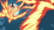 Kyora aves de Fuego