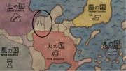 Mapa de Guerra